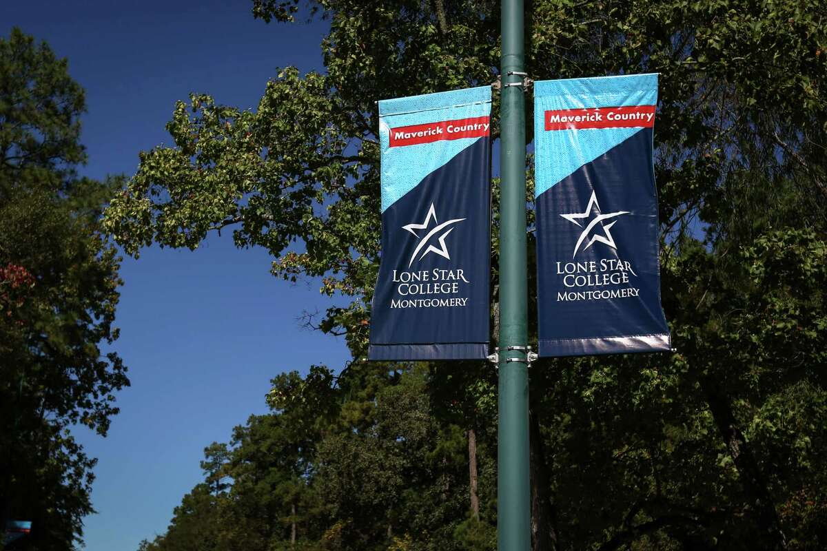Lone Star College-Montgomery is pictured on Monday, Oct. 23, 2017.