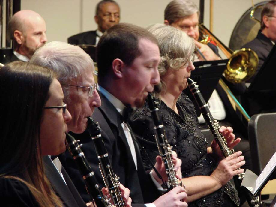 The Lone Star Symphonic Band will perform a Christmas concert on Dec. 10 at Holy Covenant United Methodist Church, 22111 Morton Road, Katy. Photo: Courtesy
