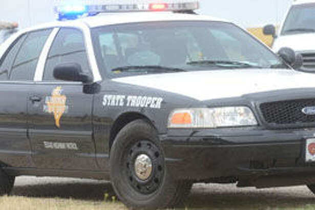 DPS trooper car