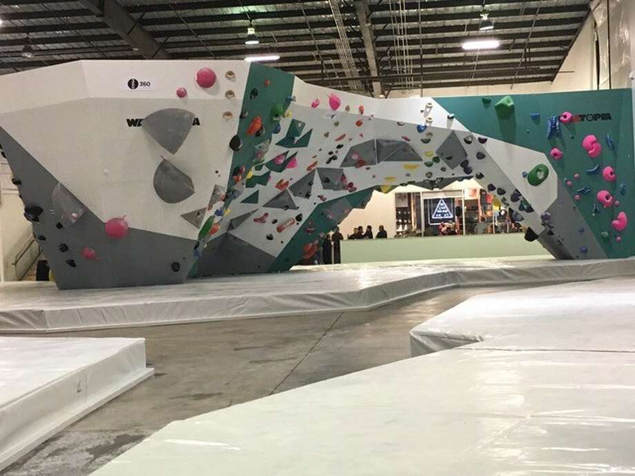 Momentum Indoor Climbing opens latest facility in the Heights. Photo: Courtesy Photo