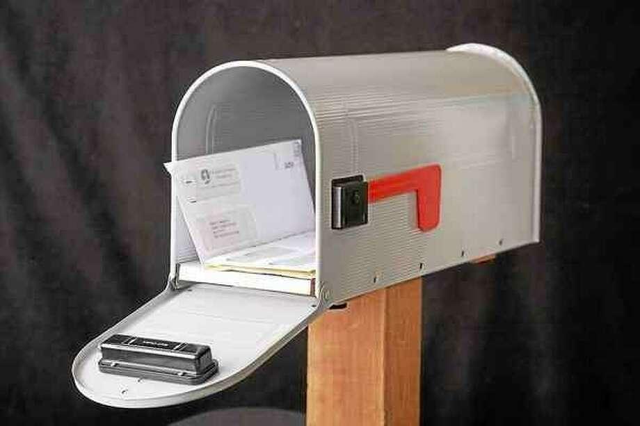 Mailbox Photo: File Photo /