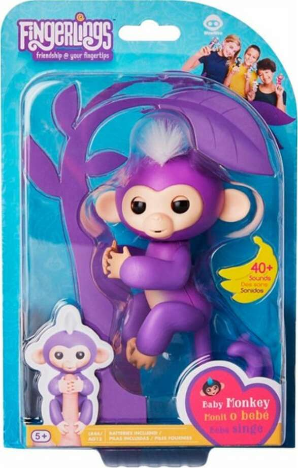 Fingerlings are some of this year's hottest Christmas toys and have fallen victim to Grinch bots