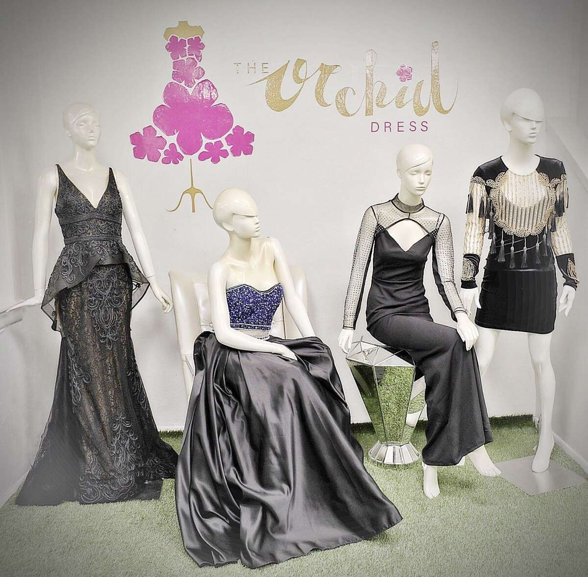 The Orchid Dress 6645 San Pedro Avenue, 210-201-6801, facebook.com/theorchiddress The Orchid Dress rents and sells evening gowns as well as wedding and prom dresses and even casual wear, with wholesalers from Los Angeles, Turkey, Atlanta and Las Vegas. Rent the garment for three days, with prices ranging from $30 to $150 depending on the brand and style. Owner Indira Lee also does in-store alterations, and is working on her own fashion line of dresses, with some in the shop.