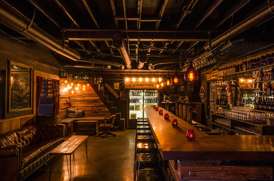 Speakeasy's taproom before the renovations, to be unveiled next month. Photo: Photo Courtesy Of Speakeasy / Brian Stechschulte