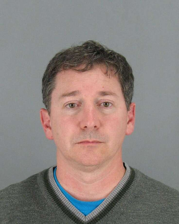 Matthew Coda, 47, was arrested in San Francisco International Airport Monday night. Photo: Provided By The San Mateo County Sheriff's Office