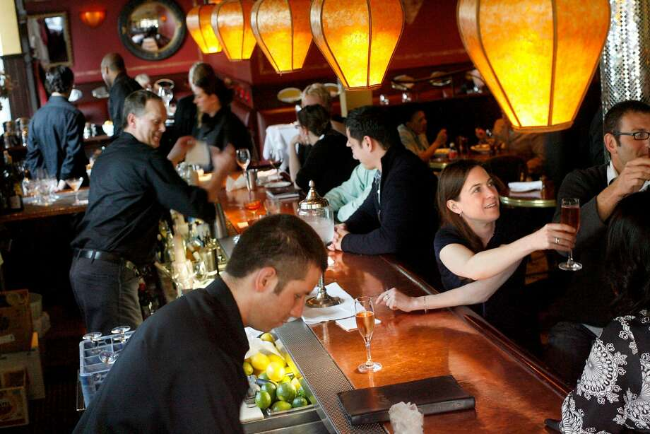 The Absinthe bar, pictured here in 2008, helped to spark a revolution. Photo: KATY RADDATZ, SFC