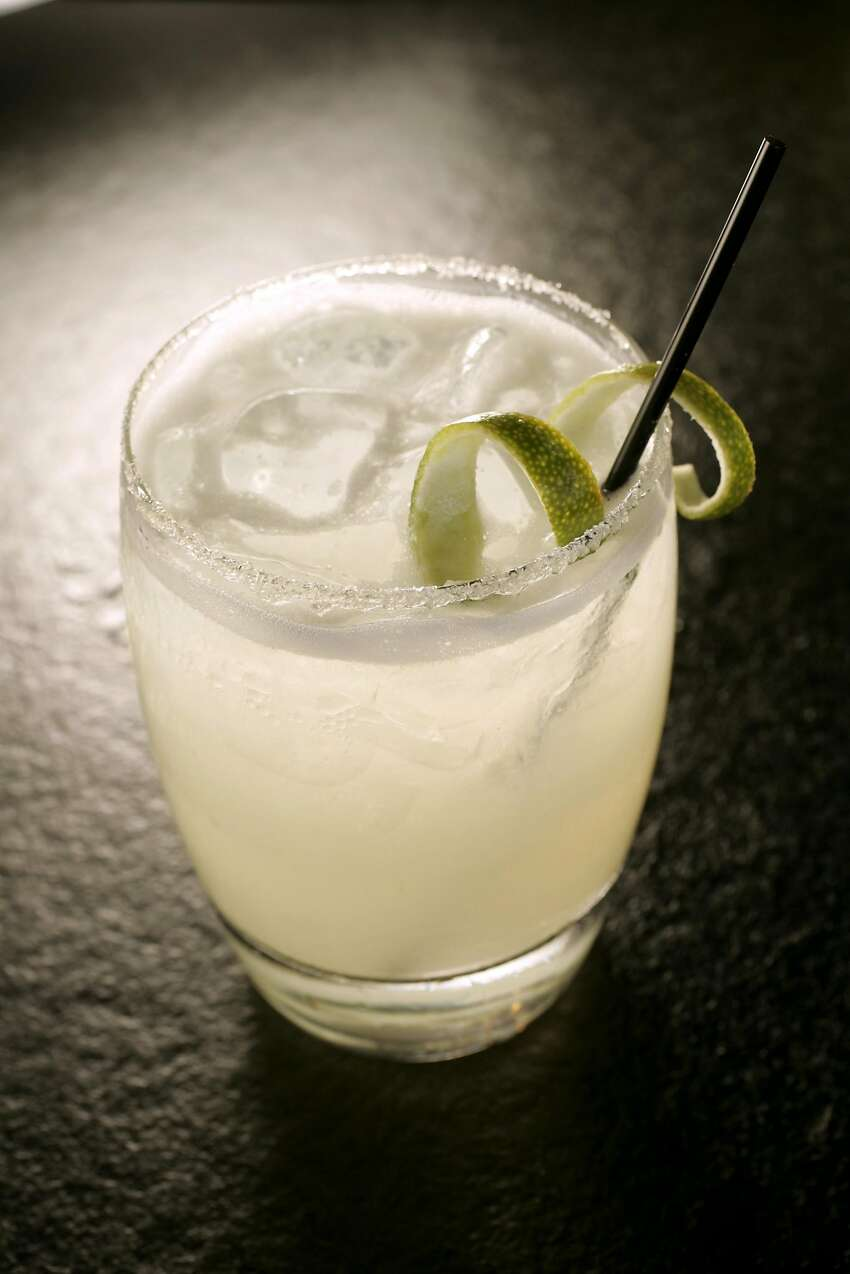 Drinks: Slanted Door serves the usual suspects in terms of cocktails, albeit with an elevated selection of liquor. The bar crew truly shines with its specialty list, however, including the Ginger Limeade (shown here), which is made with Hangar One kaffir lime vodka, ginger and lime.