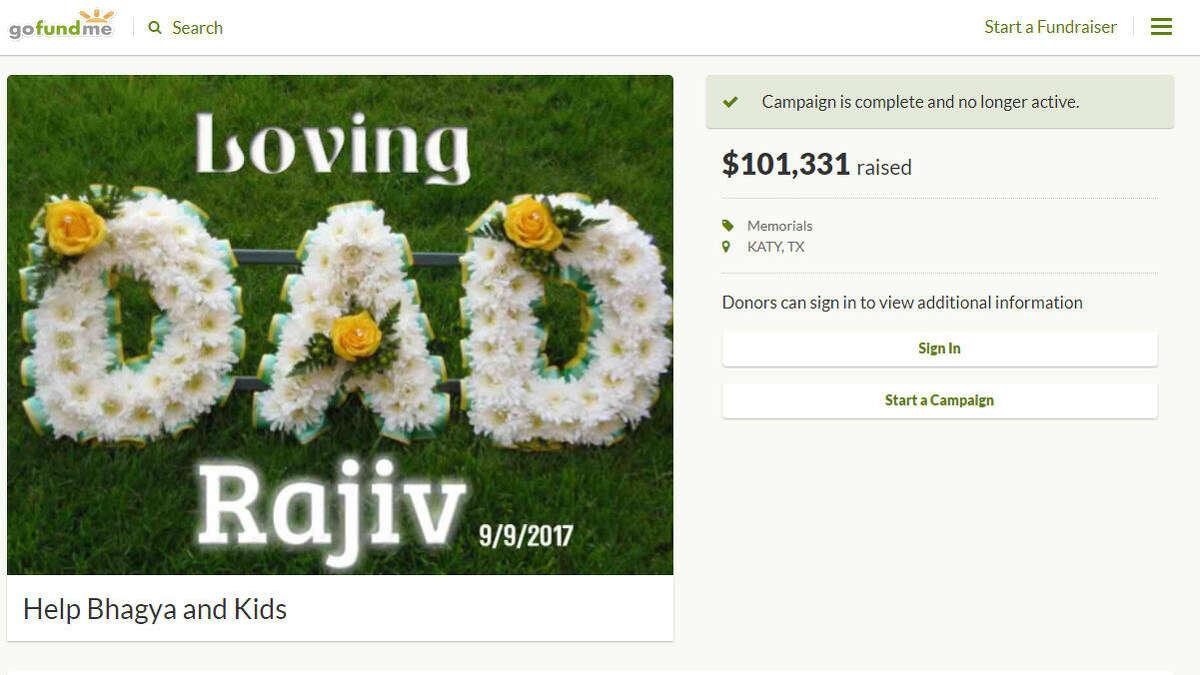 Help Bhagya and Kids Amount raised: $101,331