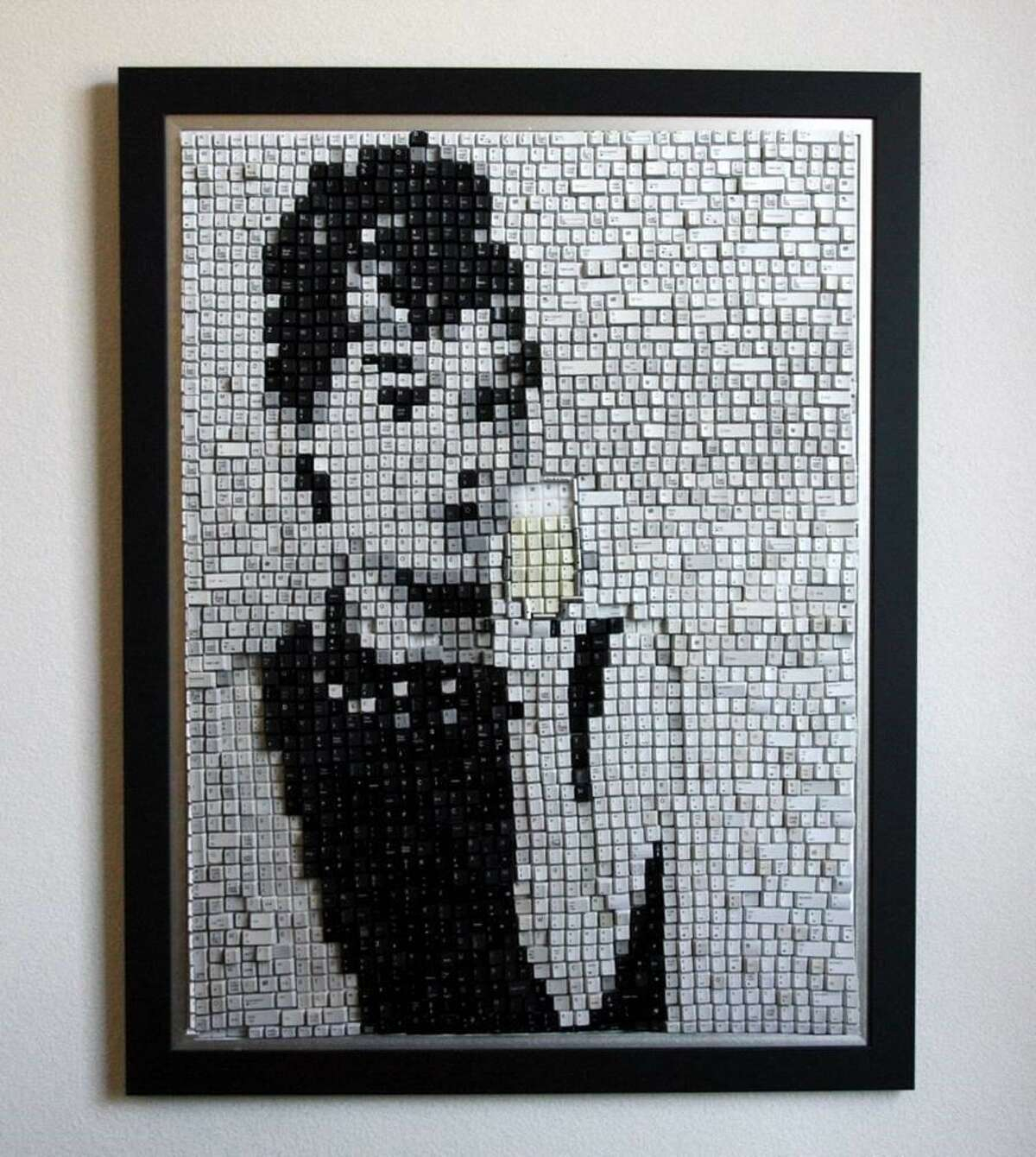 Original artwork by Carol Baskin, featuring Audrey Hepburn sipping on a Champagne, is one of the items that will be auctioned off.