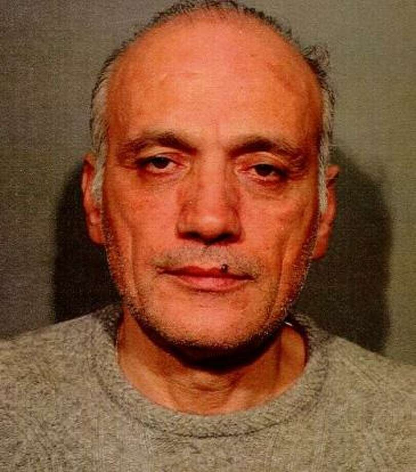 Ezzat Parsik, 52, of Stamford, Conn. was arrested on a warrant out of Stamford on charges related to his failure to appear in court after he was pulled over in New Canaan, Conn. on Nov. 28, 2017. Photo: Contributed Photo / Contributed Photo / New Canaan News contributed