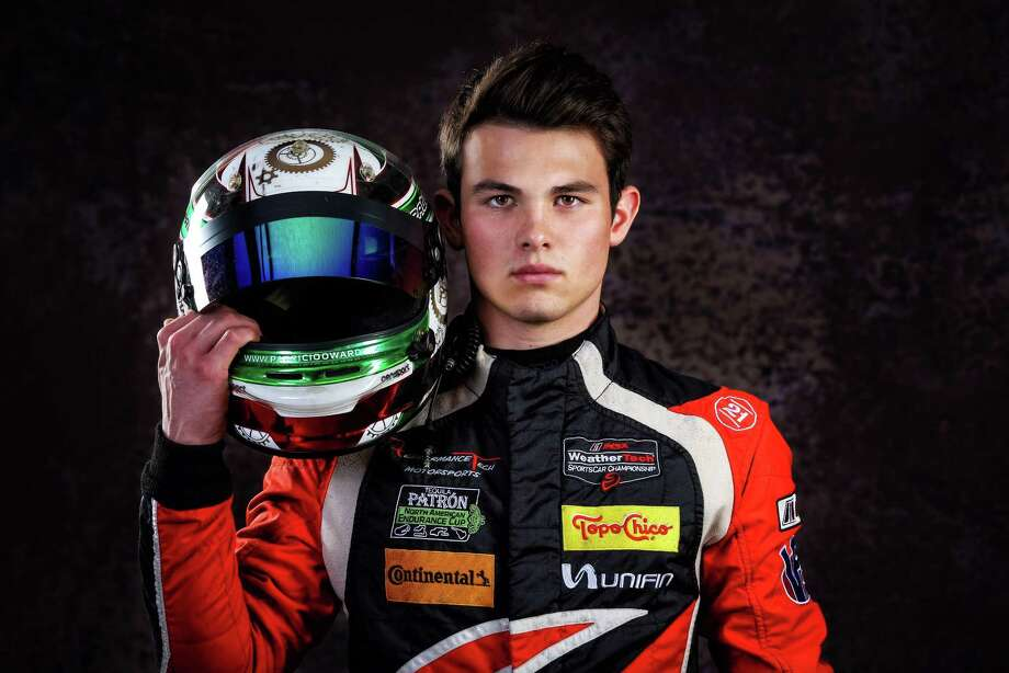 """Because of safety concerns in Mexico, Patricio """"Pato"""" O'Ward's family moved to San Antonio when he was 11. O'Ward has since raced in Europe, in the Formula 4 series, the lowest tier of F1 racing, in 2014. He moved to the Pro-Mazda series, the lowest tier on the IndyCar circuit in 2015. Photo: Courtesy Photo /"""