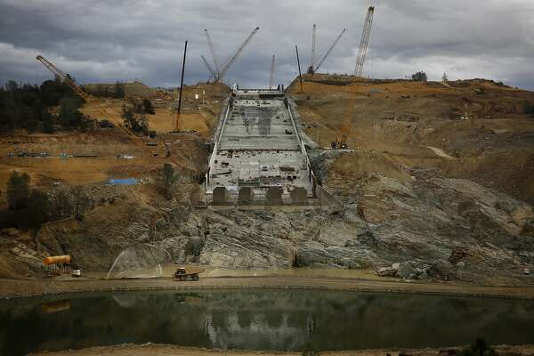 Oroville Dam fixed and ready to go, officials say — but at a big