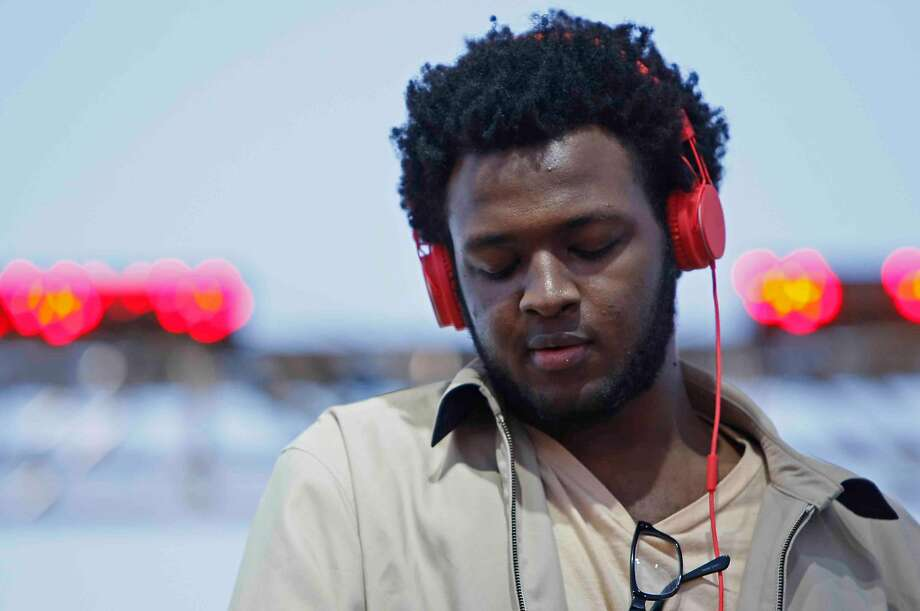 Electronic artist XXYYXX is set to perform at the UC Theatre. Photo: Jessica Christian, The Chronicle