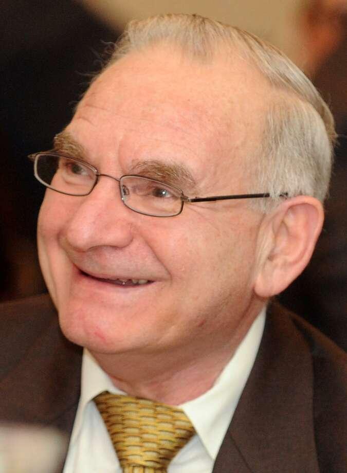 Mario Testa, Democratic Town Chairman Photo: Autumn Driscoll / Autumn Driscoll / Connecticut Post