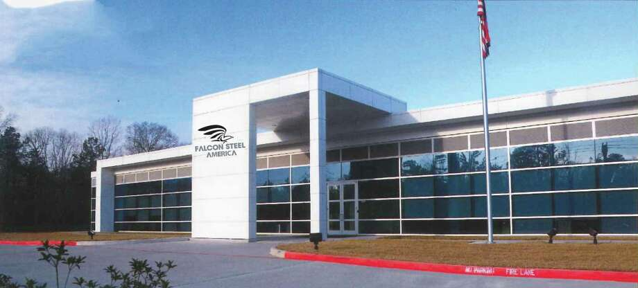 Falcon Steel America, a Fort Worth area-based steel fabricator, plans to open a new 226,000-square-foot manufacturing plant in Conroe. Photo: Courtesy Of Falcon Steel America