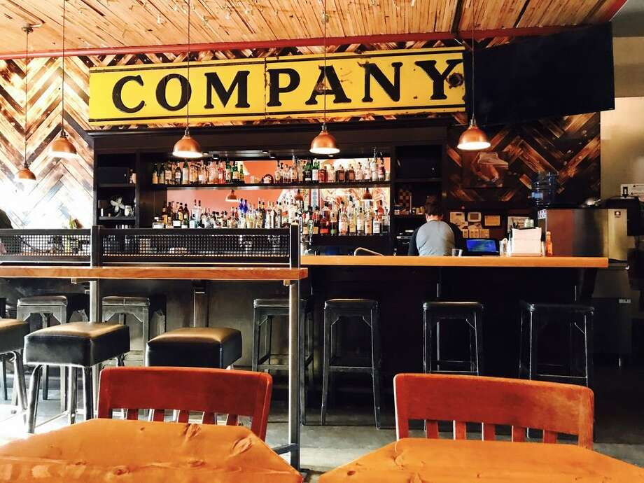 """The Company Store, White CenterJenny B.: """"This place is amazing! I loved everything about it. A few friends and I  went in for brunch and everything was perfect. Loved the ambience, loved  the drinks, loved loved loved the food and the server, Nola (sister of  owner Zoe) was the best. I got the hilariously named, puffy tacos, and  can't wait to get them again. Friends got the chicken and waffles.  Yummy!!! Check this place out. Looking forward to my next visit."""" Photo: Nami N./Yelp"""