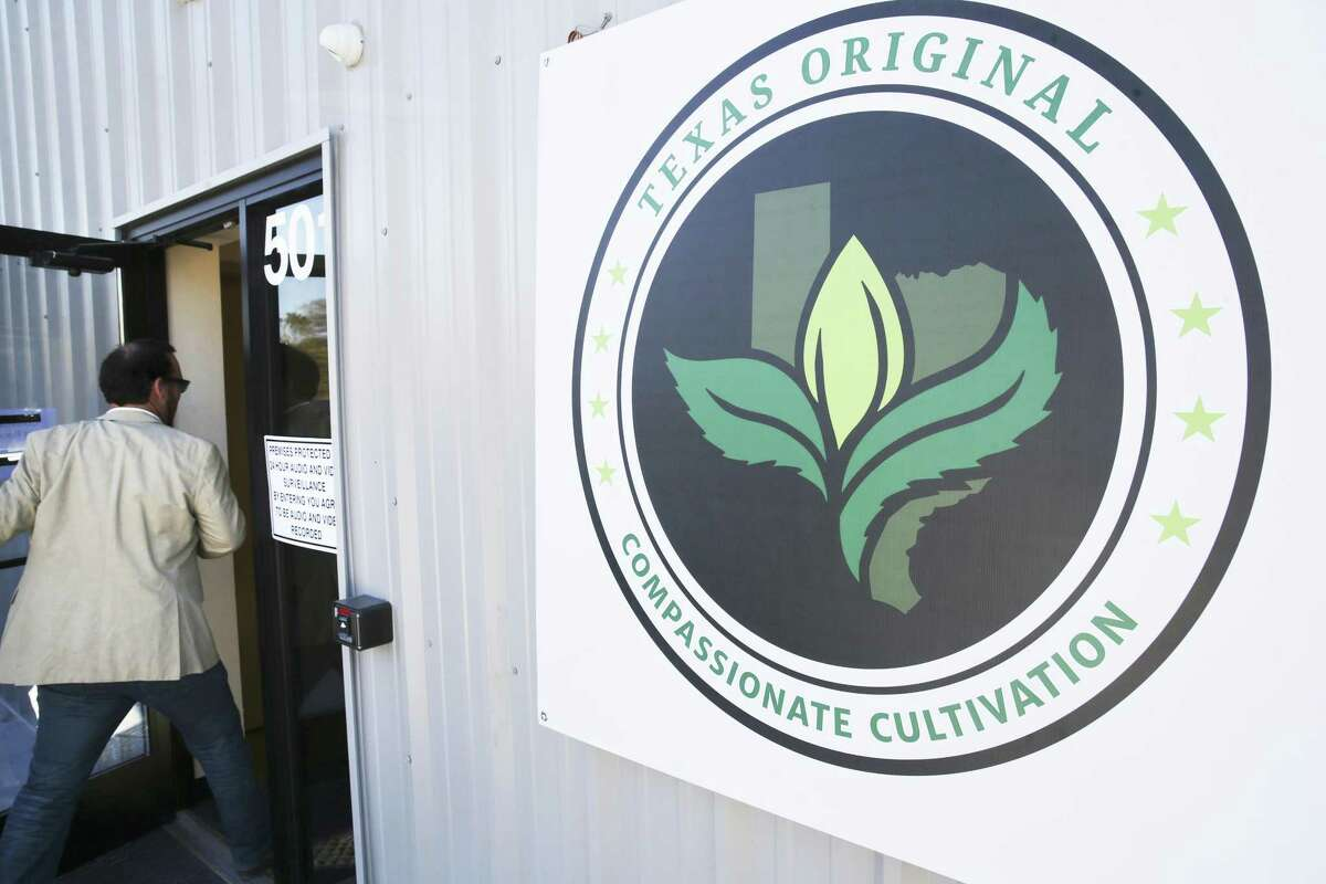 Compasionate Cultivation opens its doors to show off its brand new facility south of Austin on November 28, 2017