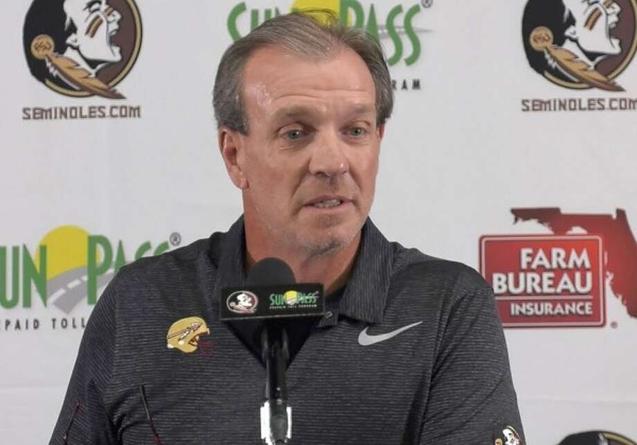 Florida State Seminoles coach Jimbo Fisher to take Texas A&M coaching job