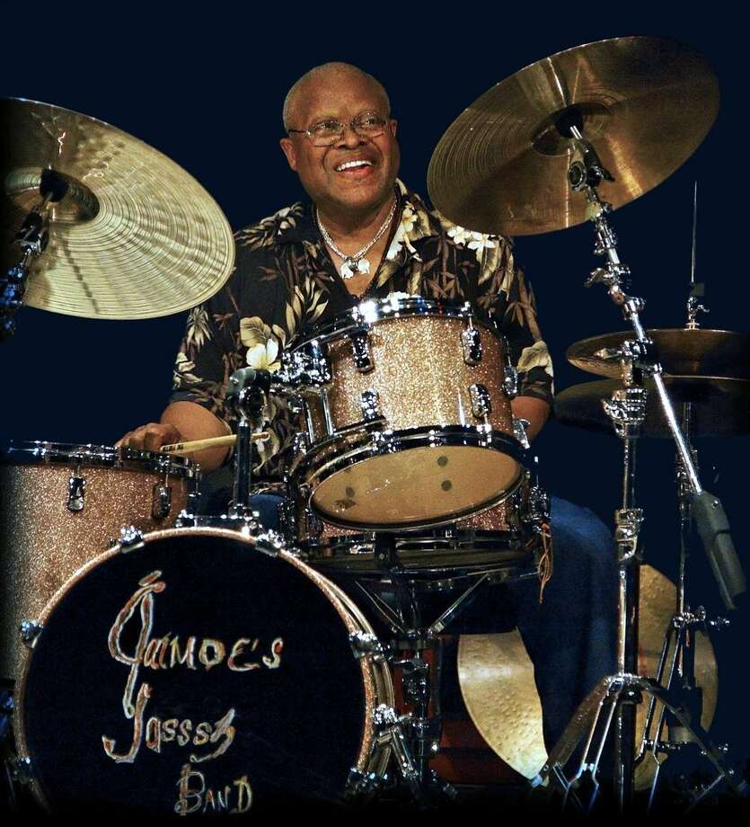 Legendary drummer, Rock and Roll Hall of Famer, and founding member of the Allman Brothers Band, Jaimoe and his Jasssz Band will perform in concert at Bridge Street Live in Collinsville on Saturday, Dec. 23. Photo: Contributed Photo/Not For Resale / ?? 2009 Carl B. Vernlund