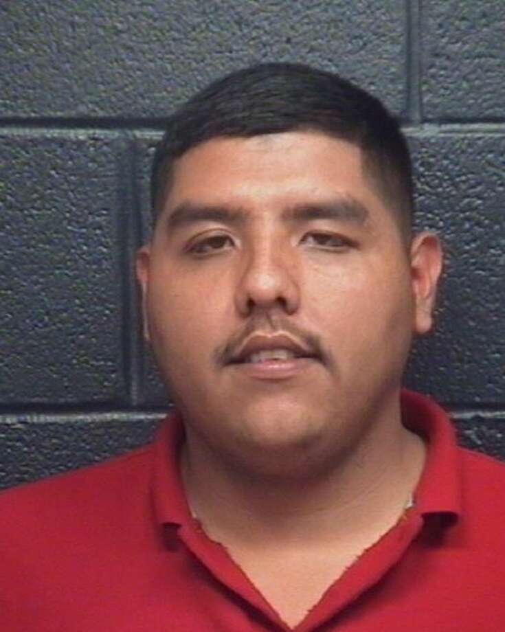 Esteban Yruegas, 24, was charged with murder. Photo: Webb County Sheriff's Office