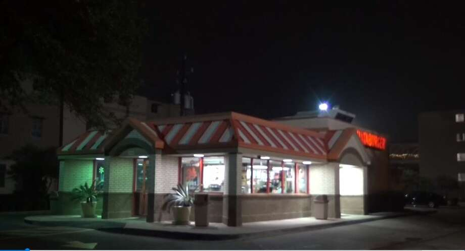 Police responded to an armed robbery late Tuesday at the Whataburger at Westheimer and Timmons.