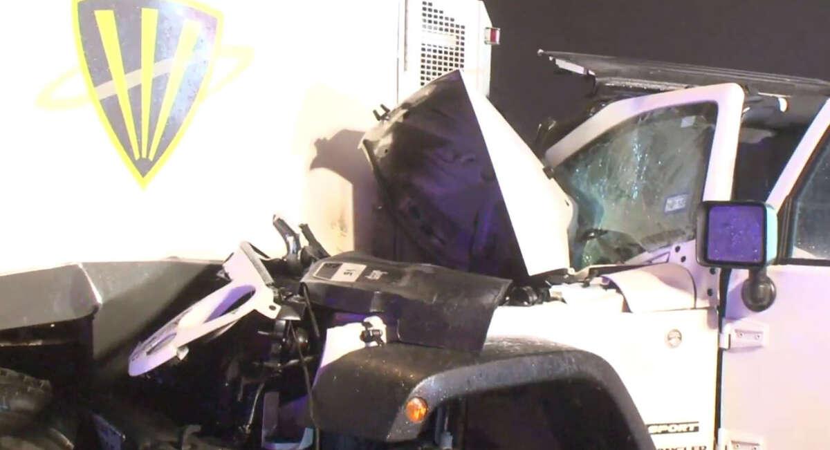 Pedestrian fatally struck, another injured after car