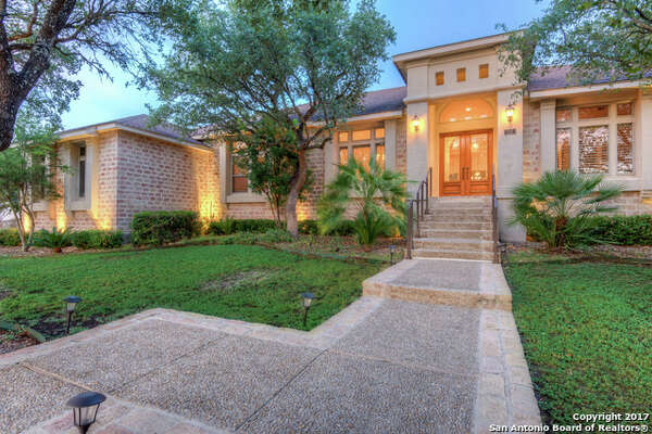 34 Champion Trail :  $799,000  Champion's Ridge in Stone Oak, near Eva Longoria  Beds: 4  Bath: 4
