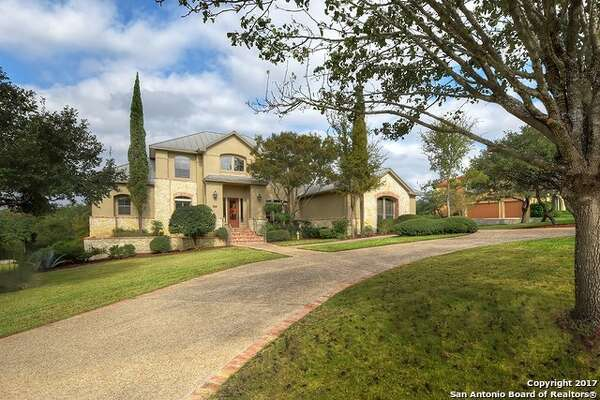 36 Champion Way :  $689,000  Champion's Ridge in Stone Oak, near Eva Longoria  Beds: 4  Bath: 4.5