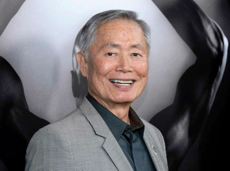 George Takei has denied he groped a struggling model in 1981. Photo: Phil Mccarten, AP / Invision