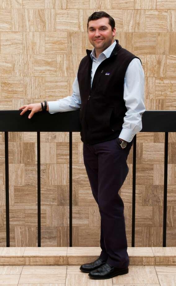 Zachary Jetton, 25, ConocoPhillips Production Engineer Photo: Midland Reporter-Telegram