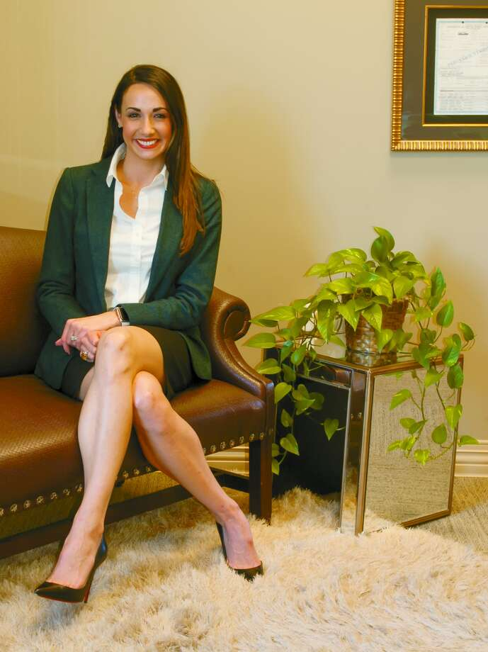 Bethany Etheredge, 31, FirstCapital Bank of Texas VP / Relationship Manager / Branch President Photo: Midland Reporter-Telegram