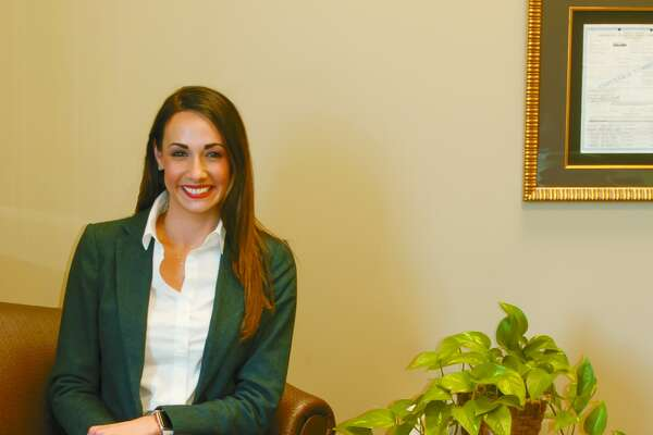 Bethany Etheredge, 31,FirstCapital Bank of Texas VP / Relationship Manager / Branch President