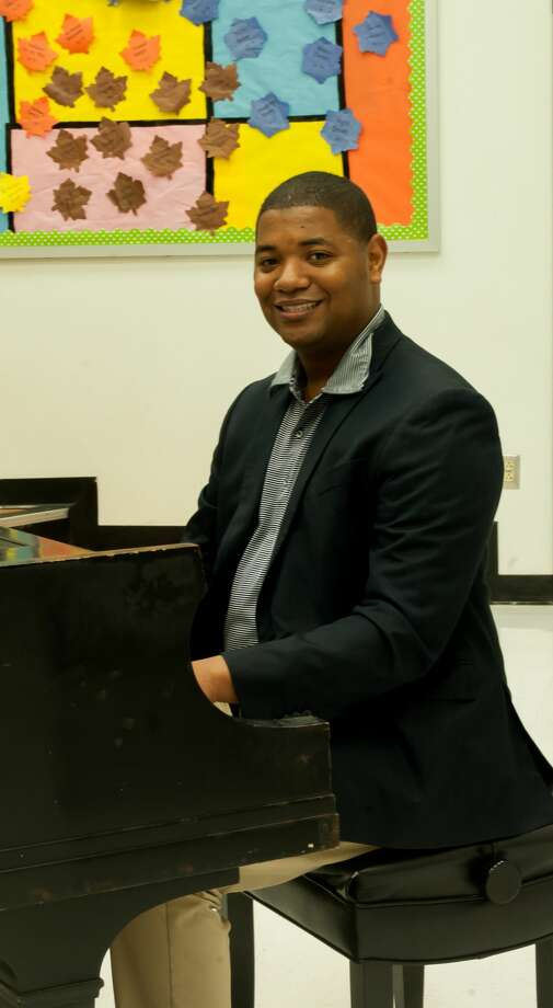 Trenton L. Davis, 29,Midland ISD Director of Choirs, Robert E. Lee High School Photo: Midland Reporter-Telegram