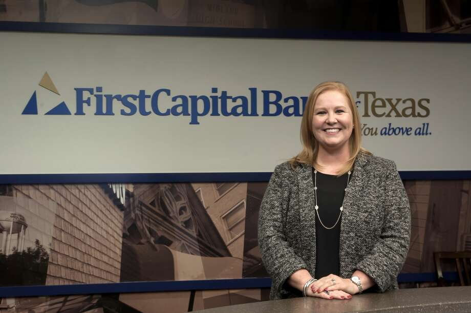 Katie Boyd, 36,FirstCapital Bank of Texas, Executive Vice President, Marketing & Training Division Manager Photo: Midland Reporter-Telegram