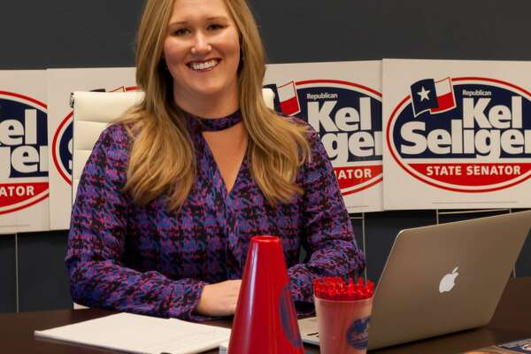 Lauren Michelle Bradford, 29,State Senator Kel Seliger Permian Basin District Director and Campaign Manager
