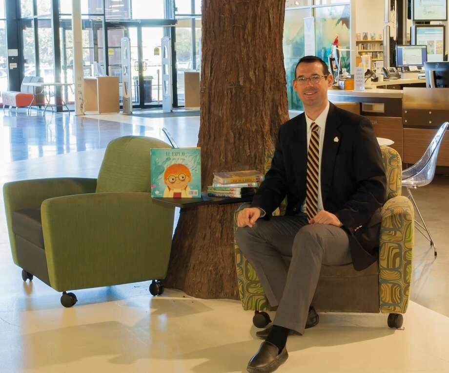 Edward G. McPherson IV, 31,Midland County Public Libraries Program and Education Coordinator Photo: MIDLAND REPORTER-TELEGRAM
