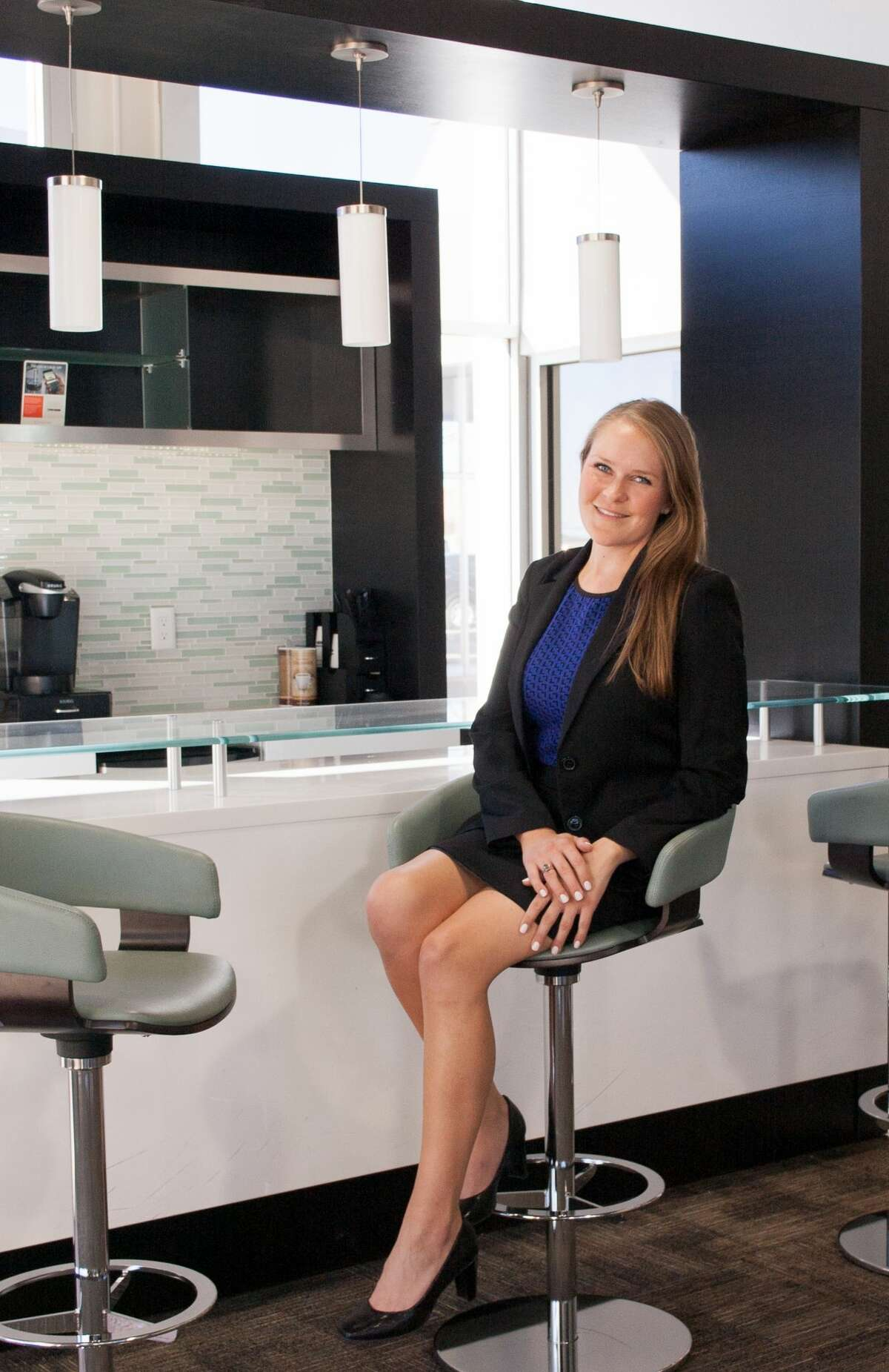 Claire Nelson, 26,Rogers Ford Lincoln Advertising & Internet Sales Manager