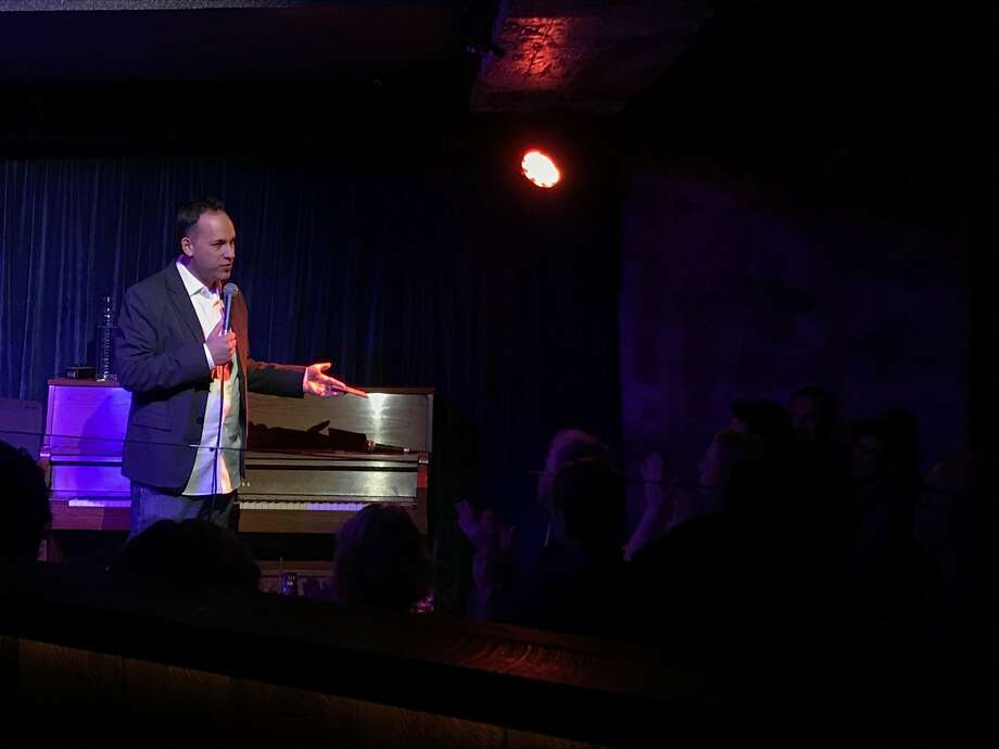 """Comedian Nato Green: """"I've been doing comedy for years and now I'm about to stop."""" Photo: Beth Spotswood"""