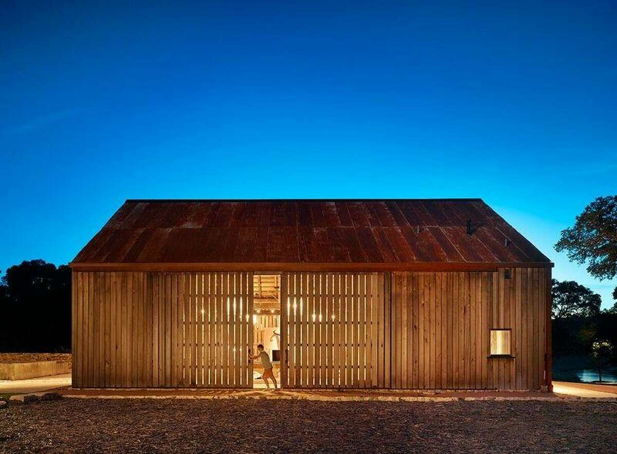 Honor Award:Paa Haa Ranch Lake | Flato Architects The site master planning project developed much in the way the ranch evolved; by thoughtfully building and improving upon what already existed.