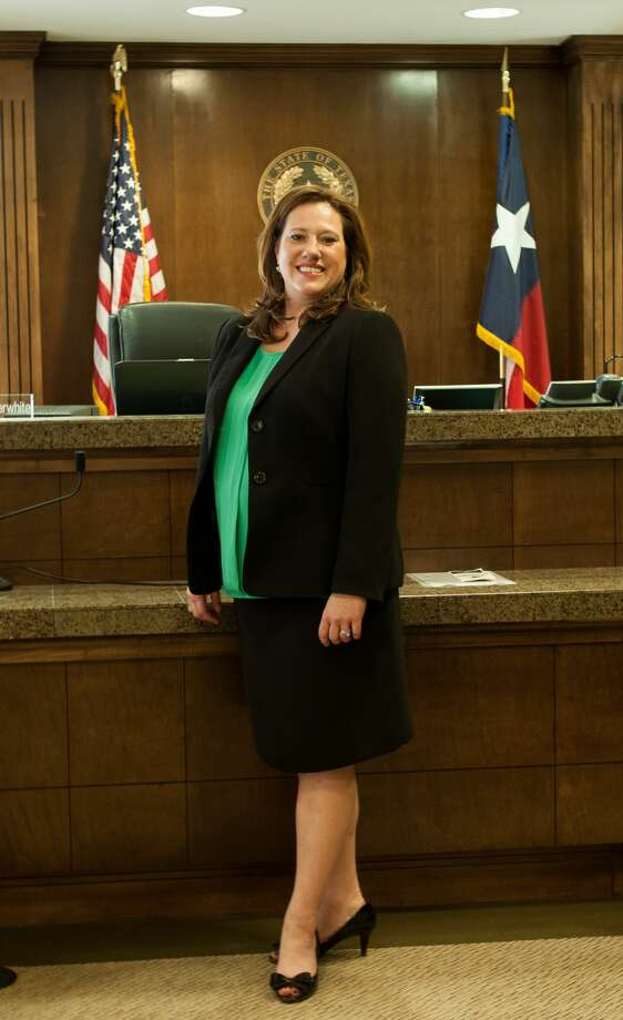 Laura A. Nodolf, 38, Midland County District Attorney Photo: MIDLAND REPORTER-TELEGRAM