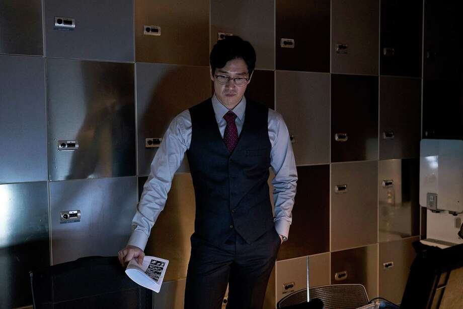 """Yoo Ji-Tae is part of an all-star cast in """"The Swindlers."""" Photo: Showbox"""