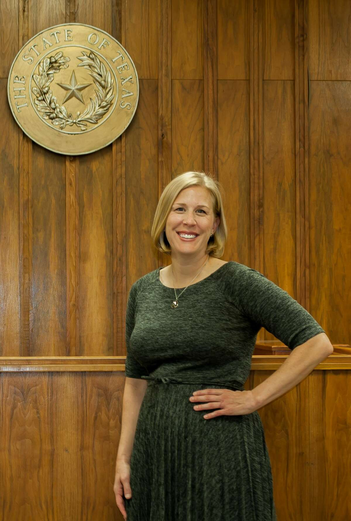 Susannah Prucka, 36,Ector County District Attorney's Office Deputy District Attorney