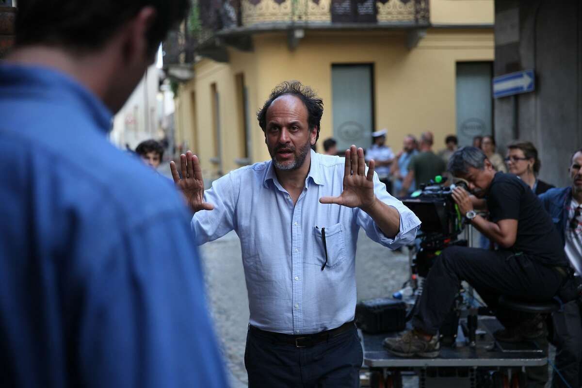 """Luca Guadagnino, director of """"Call Me By Your Name"""""""