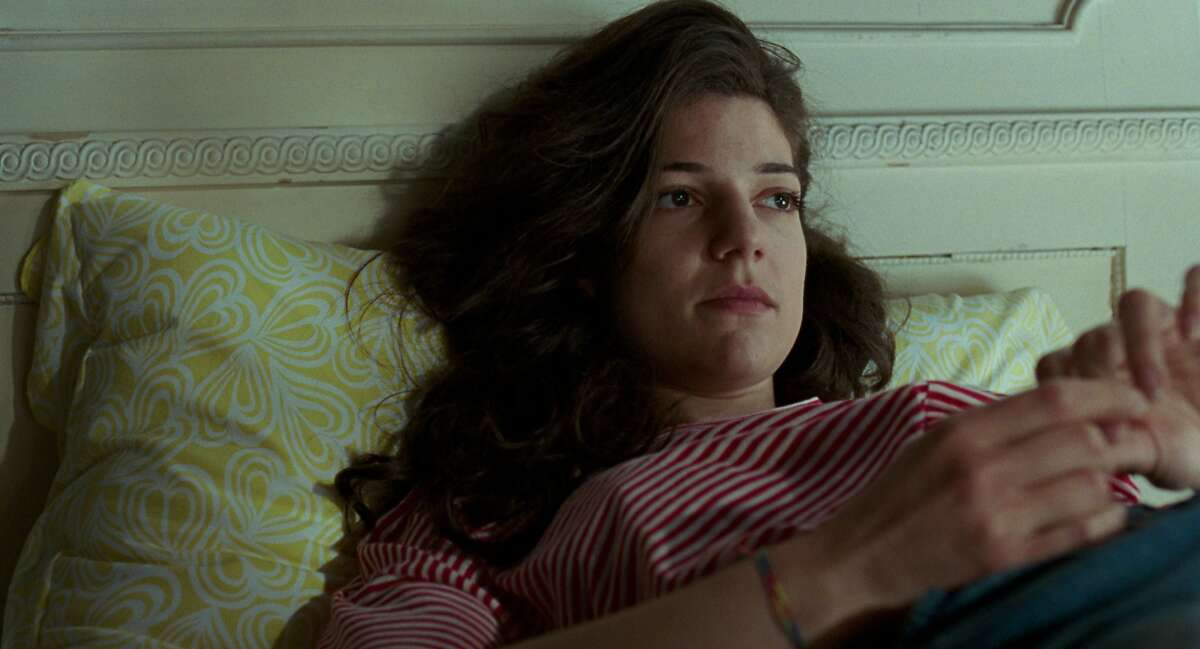"""Esther Garrel plays Marzia in """"Call Me By Your Name"""""""