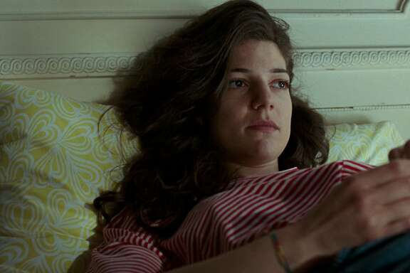 "Esther Garrel plays Marzia in ""Call Me By Your Name"""