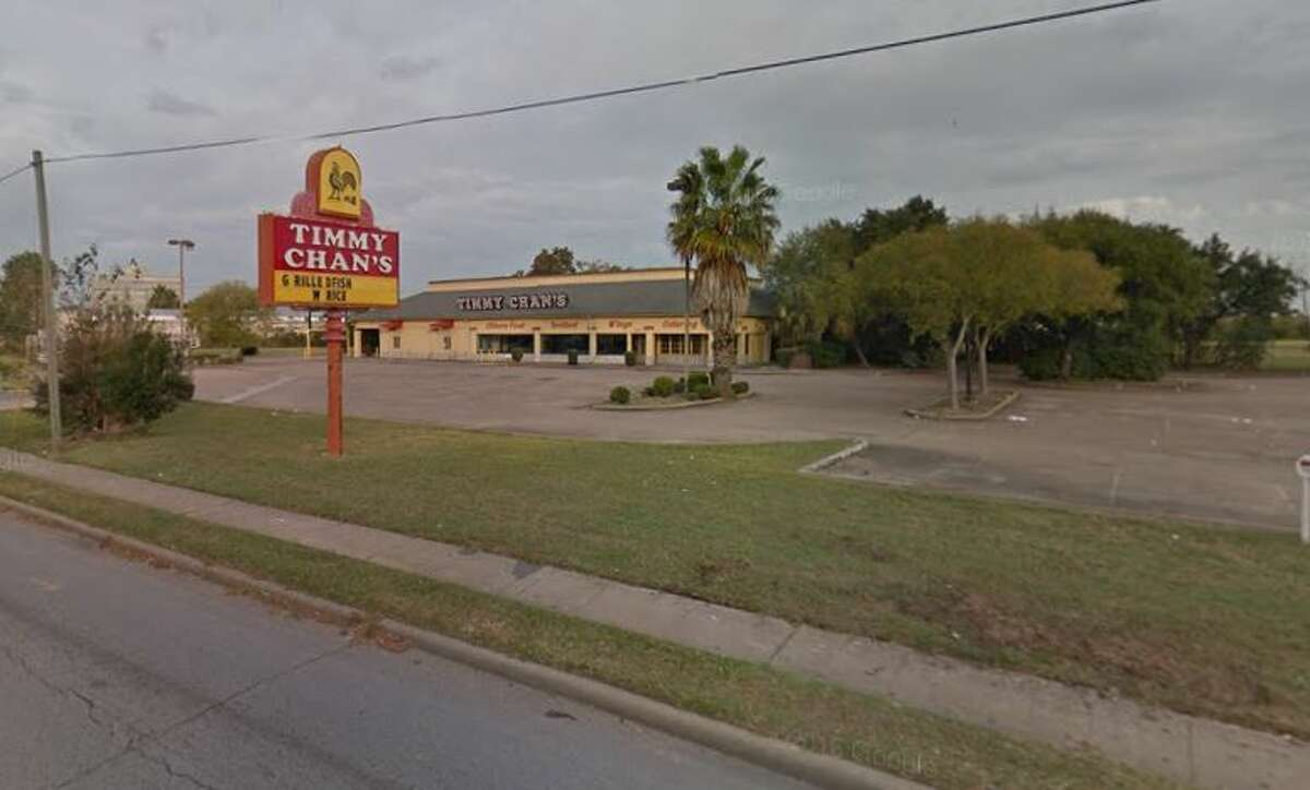 Timmy Chans 9550 Bissonnet Houston, TX 77036 Demerits: 53 Inspection Highlights:Measured internal temperature of chicken at 45 F stored in walk-in cooler. Stored more than six hours in walk-in cooler. Food condemnation. Chicken not safe for human consumption.