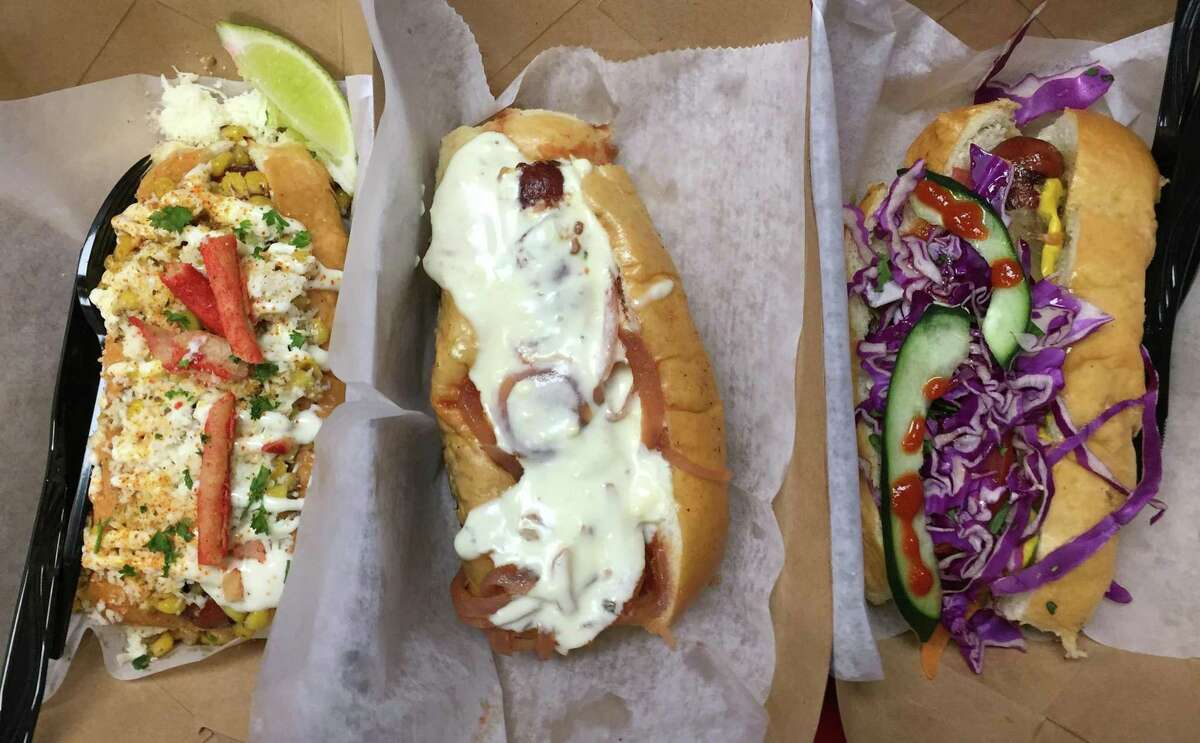 The Dogfather is located at 6211 San Pedro Ave.