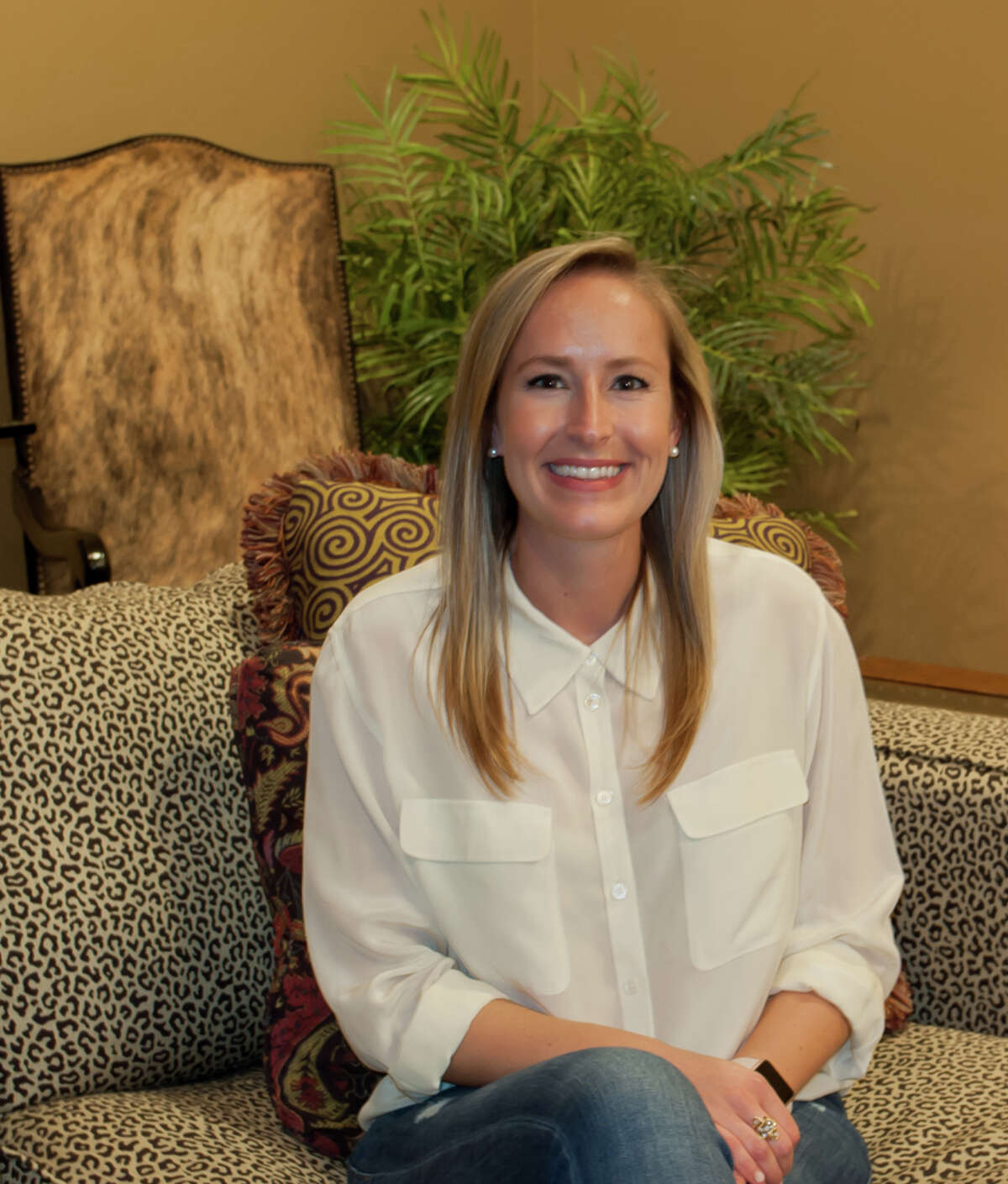 Allison Tull, 28, Rock the Desert Ministries, Inc., Director of Development & Ministry Operations