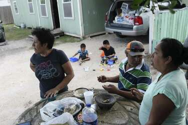 Rio Grande Valley children hungrier, poorer than those in