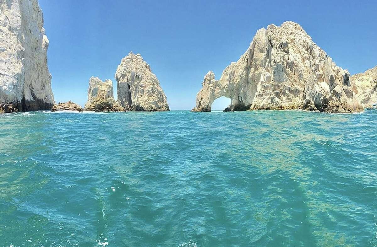Off the coast of Mexico's Baja Peninsula near Cabo San Lucas (Photo: Pixabay)